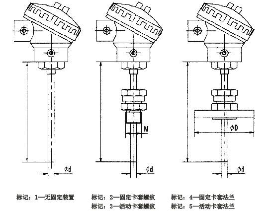 铠装热电偶结构图,WRNK-131热电偶,WRNK-231热电偶,WRNK-331热电偶,WRNK-431热电偶,WRNK-531热电偶.jpg